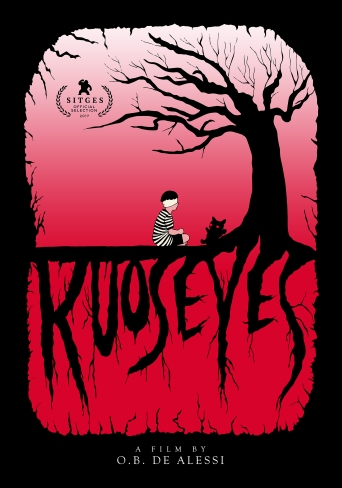 Kuos Eyes Poster - High Res Small