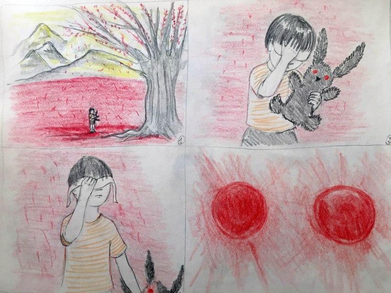 Kuo's Eyes storyboard 3